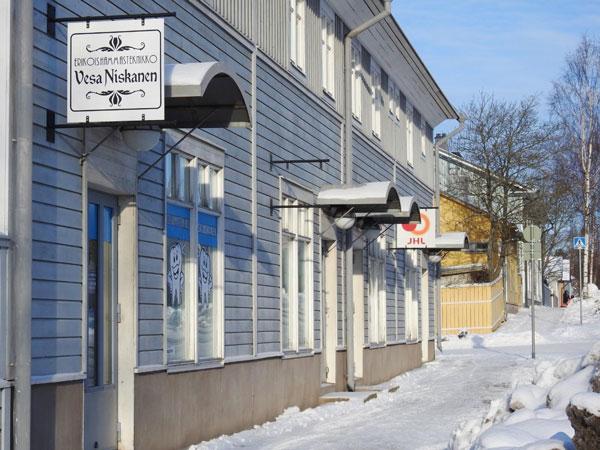 Vakkapurenta Oy | Uusikaupunki toimipiste